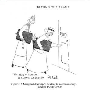 beyond the frame - original push