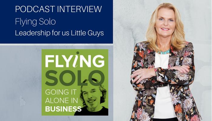 Podcast: Leadership for Us Little Guys