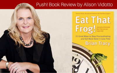 Book Review – Eat That Frog!, Brian Tracy