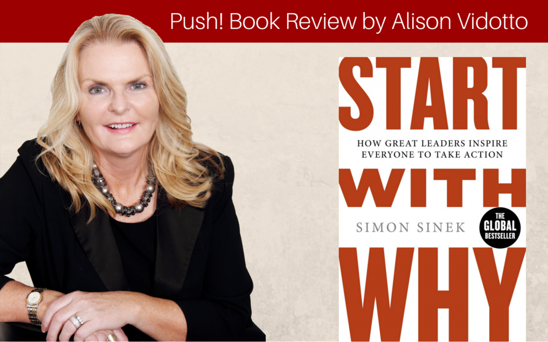 Book Review – Start with WHY, Simon Sinek