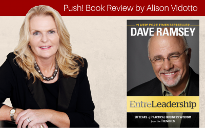 Book Review – EntreLeadership, Dave Ramsey