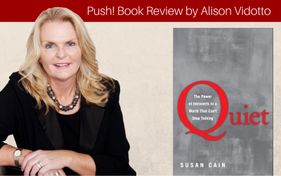 Book Review – Quiet: The Power of Introverts in a World that Can't Stop Talking, Susan Cain