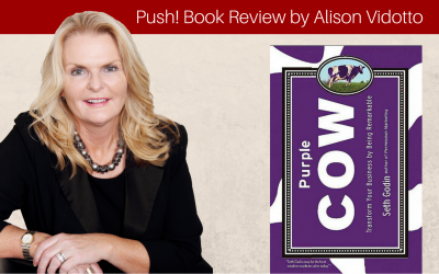 Book Review – Purple Cow; Transform your Business by being Remarkable, Seth Godin