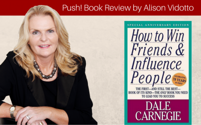 Book Review – How to Win Friends & Influence People, Dale Carnegie