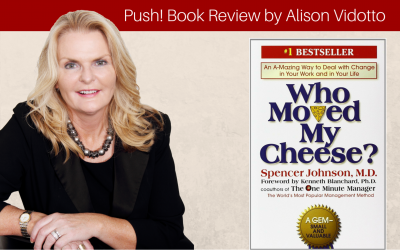 Book Review – Who Moved My Cheese?, Spencer Johnson