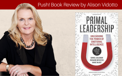 Book Review – Primal Leadership, Goleman, Boyatzis, McKee