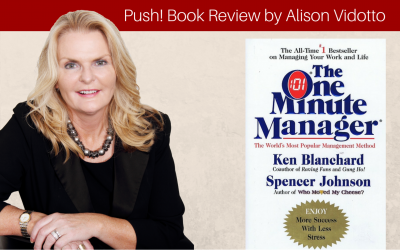 Book Review – The One Minute Manager, Kenneth Blanchard and Spencer Johnson