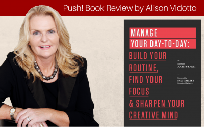 Book Review – Manage Your Day-To-Day, Jocelyn K. Glei