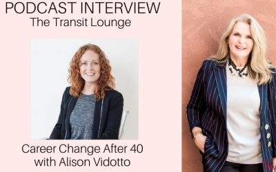 Podcast – Career Change after 40
