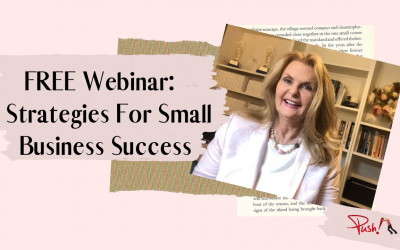 FREE Webinar: Strategies For Small Business Success