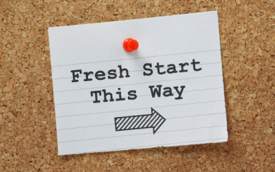 "Kicking goals with ""The Fresh Start Effect"""