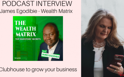 Podcast – James Egodibie at Wealth Matrix LTD