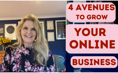 4 Avenues to Grow Your Online Business