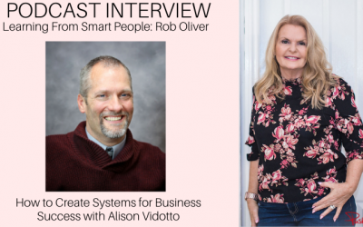 Alison Vidotto: How To Create Systems for Business Success