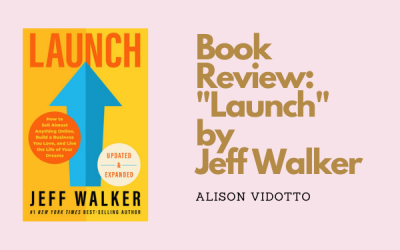 Book Review: Launch by Jeff Walker